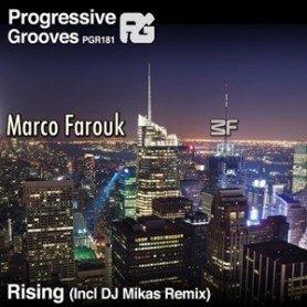 AudiobyRay Online Digital Audio Mastering - Marco Farouk - Rising