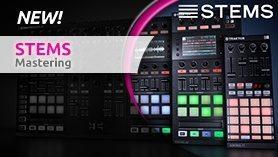 Stems Mastering - Native Instruments - AudiobyRay Online Mastering