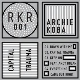 Archie Koba – Capital Trauma – Audio Mixing and Mastering AudiobyRay