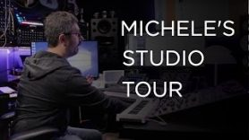 Michele's Studio Tour – Into The Lair #161