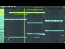 2016 Progressive House Template FL Studio 12 (Spinnin' Records Style) FLP