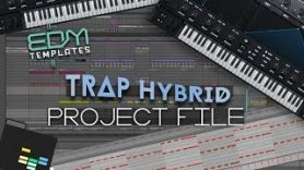 Ableton Live Trap Hybrid Template Project Diplo Valentino Khan Party Favor Dillon Francis Style - Ableton Live Trap Hybrid Template Project - Diplo Valentino Khan Party Favor Dillon Francis Style