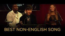 Best Non-English Song – Pensado Awards 2016