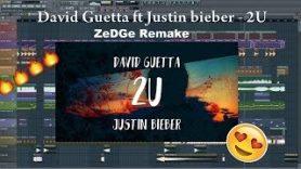 David-Guetta-ft-Justin-Bieber-2U-FL-Studio-Remake-Free-FLP-Acapella