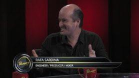 Engineer/Producer/Mixer Rafa Sardina – Pensado's Place #279