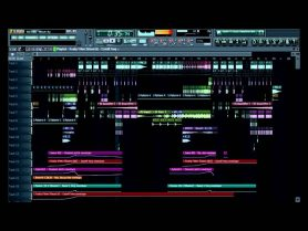 FL STUDIO FREE PROJECT: TRAP TEMPLATE 2