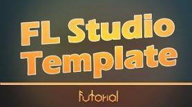 FL Studio 12 Mixdown Template Split Ducking German Deutsch - FL Studio 12 Mixdown Template (Split Ducking)  (German / Deutsch)