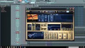 FL Studio 12, sneak peek to my hybrid orchestra template
