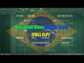 FL Studio – Brasilian Bass House Template [FULL FLP]
