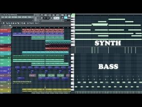 FL Studio Drum and Bass Template Free FLP