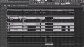 FL Studio Metalcore mixing template flp project download - FL Studio Metalcore mixing template flp project download