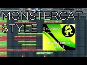 FL Studio Monstercat Style Template FREE FLP [Mr FijiWiji]