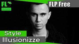 FL Studio Style Illusionize FREE FLP Template FLP - FL Studio - Style Illusionize (FREE FLP) (Template + FLP)