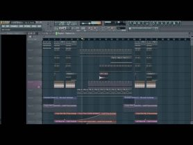 FL Studio Template 03 – Groove [Style Michael Brun, Jakko, Corey James] (FLP + Samples)