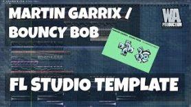 FL Studio Template 11 Martin Garrix Bouncy Bob Style Project FREE FLP Samples Presets - FL Studio Template 11: Martin Garrix / Bouncy Bob Style Project (+ FREE FLP, Samples, Presets)