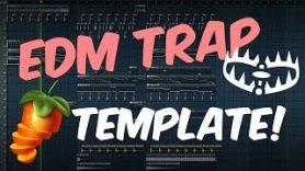 FL Studio Template 26 EDM Festival Trap Project FREE FLP - FL Studio Template 26: EDM Festival Trap Project (+ FREE FLP)