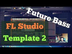 FL Studio Template 4: Future Bass Flume Style FL Studio Project Tutorial Vol. 2 (FREE FLP, Presets)