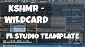 FL Studio Template 5: KSHMR Wildcard style FL Studio FREE Project / Tutorial Vol 3 (Samples Presets)