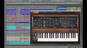 """FR Como Techno Track Analog with Ableton Arturia Mini V3 - FR """"Como"""" - Techno Track """"Analog"""" with Ableton + Arturia Mini V3"""