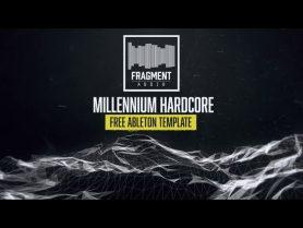 FREE Millennium Hardcore Ableton Template - FREE Millennium Hardcore Ableton Template