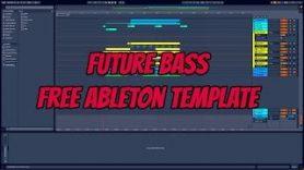 FUTURE BASS FREE ABLETON TEMPLATE - FUTURE BASS FREE ABLETON TEMPLATE