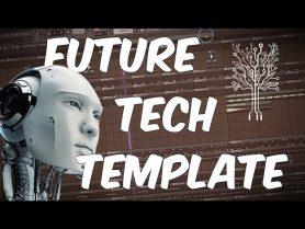 FUTURE TECH HOUSE FLP | FL Studio Template 35 ✌