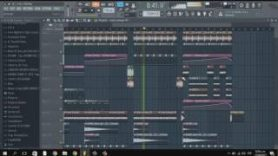 Fl Studio Template  – Hybrid Trap / DUBSTEP | FREE FLP