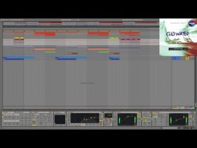 Future Pop Ableton Pro Template Cold Water