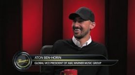 Global Vice President of A&R for Warner Music Group Aton Ben-Horin – Pensado's Place #319
