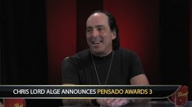 Grammy Award Winning Mix Engineer Chris Lord-Alge Announces Pensado Awards 3 – Pensado's Place #263