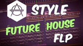 Hexagon Style FUTURE HOUSE FLP | FL Studio Template 30