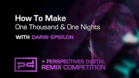 How To Make One Thousand & One Nights with Darin Epsilon – Drums