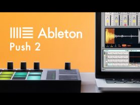 How To Use Ableton Push 2 with Julian Gray Intro and Basic Navigation - How To Use Ableton Push 2 with Julian Gray - Intro and Basic Navigation