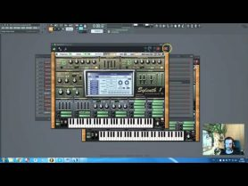 How to EDM: Martin Garrix / Tiesto FREE FL Studio Project / Template 2016 (+ Samples, Presets, FLP)