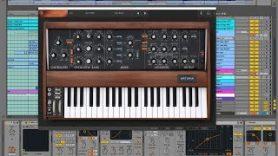 "JFR Deep Melodics Techno Track with Ableton Arturia Mini V3 - J&FR ""Deep Melodics"" - Techno Track with Ableton + Arturia Mini V3"