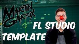 Martin Garrix Style Vocal FLP FL Studio Template 33 - Martin Garrix Style Vocal FLP | FL Studio Template 33