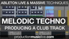 Melodic Deep Techno w Ableton Massive Francois Giants Tutorial Project File available - Melodic Deep Techno w Ableton + Massive: Francois - Giants - Tutorial (Project File available)
