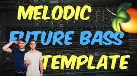 Melodic FUTURE BASS The Chainsmokers Martin Garrix Style FLP FL Studio Template 37  - 🔊 Melodic FUTURE BASS The Chainsmokers / Martin Garrix Style FLP | FL Studio Template 37 ツ