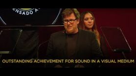Outstanding Achievement for Sound in a Visual Medium – Pensado Awards 2016