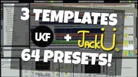 SICK Dubstep Bass House Ableton Templates 64 xFer Serum Presets Angry Parrot FREE DEMO - SICK Dubstep & Bass House Ableton Templates + 64 xFer Serum Presets!   Angry Parrot + FREE DEMO