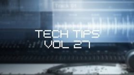 Spicing Up Your Reverb Tail Tech Tips Volume 27 - Spicing Up Your Reverb Tail  - Tech Tips Volume 27