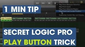 Tech Tip – Creating Hi Hats with an Arp in Logic Pro