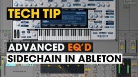 Tech Tip – Advanced EQ'd Sidechain