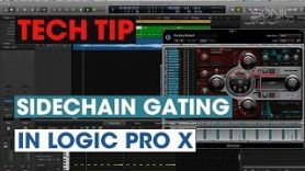 Tech Tip Sidechain Gating In Logic Pro X - Tech Tip - Sidechain Gating In Logic Pro X