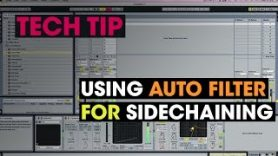 Tech Tip Using Auto Filter For Sidechaining - Tech Tip - Using Auto Filter For Sidechaining