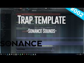 Trap template #2 [Free FL studio template]
