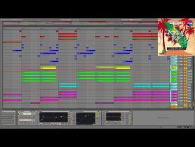 Tropical Trap Ableton Template