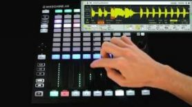 Using Maschine Jam with Ableton Live Controller Template Demo - Using Maschine Jam with Ableton Live - Controller Template Demo