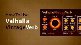 Valhalla Vintage Verb with Paolo Mojo - Valhalla Vintage Verb with Paolo Mojo