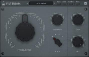 Filter - AudioThing Filterjam